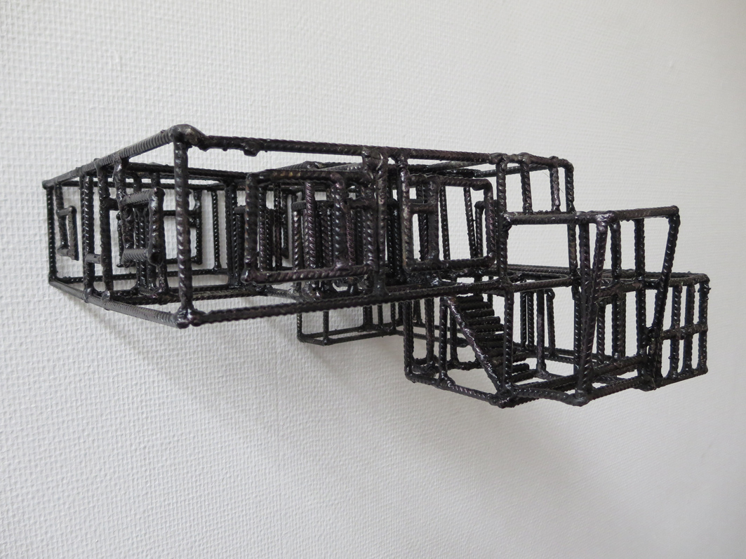 Huizen in opdracht - Entreehal met trap ...
